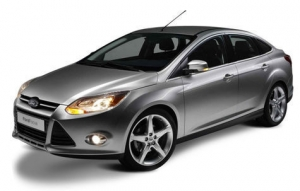 АвтоЧехлы на Ford Focus 3